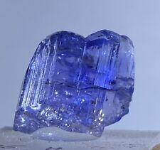 TANSANIT Kristall (2gr) Roh Tanzanit / Tanzanite Crystal rough