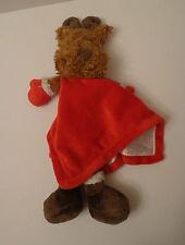 Baby Starters Christmas Lovey Reindeer Security Blanket Reindeer Red Brown Soft