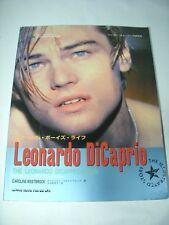 LEONARDO DICAPRIO Eternal Boys Life Photo Book 1997 Japan