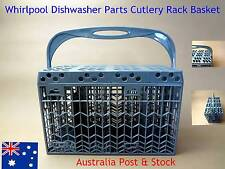 Whirlpool, Omega Dishwasher Cutlery Basket Rack Replacement Grey (B77) Brand New