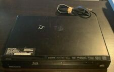 Magnavox Blu-Ray /Dvd Player Model: Mbp5320/F7 No Remote (B3)
