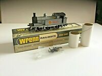 WRENN W2203 0 6 0 tank SHELL, boxed, instructions - top loco