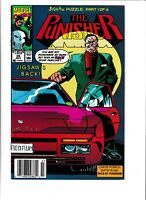 Punisher (1987) #35 VF 8.0 Marvel Comics,Jigsaw,Castle; $4 Flat-Rate Shipping!