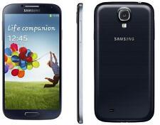"Unlocked 5.0"" Black Samsung Galaxy S4 4G LTE Android GSM Smartphone 16GB USGM"