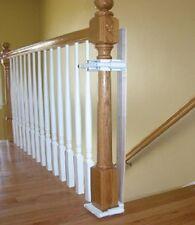 KidCo K12 Gate Mounting Kit for Stairway Newel Post Banister Installation