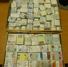 A group of  300  assorted used US stamps collection off paper
