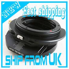 Kipon Tilt & Shift Olympus OM Lens To Fujifilm X-Pro1 FX Mount X-E1 T&S Adapter