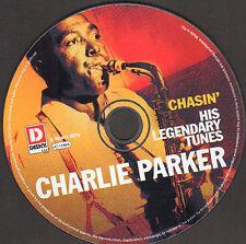 CHARLIE PARKER - Chasin - Su Legendario Tunes - Disky