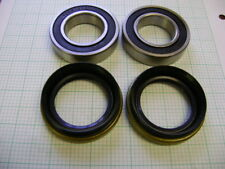 1999 2000 2001 YAMAHA GRIZZLY YFM 600  FRONT WHEEL BEARINGS AND SEALS KIT 12