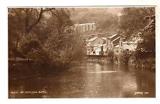 At Matlock Bath - Photo Postcard c1942