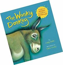 The Wonky Donkey Paperback – 1 Nov 2018 (1407195573)