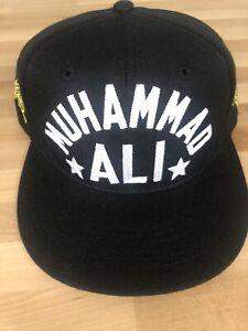 MUHAMMAD ALI ROOTS OF FIGHT SNAPBACK HAT BNWOT