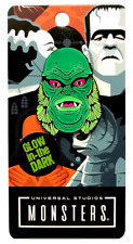 Rock Rebel Universal Monsters Creature Of The Black Lagoon Green Enamel Pin