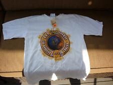 VTG CHAMPION Los Angeles Lakers 2000 NBA Finals Champions Shirt YOUTH LARGE NWT