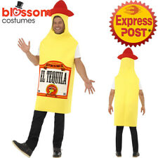 Smiffys Adult Tequila Bottle Costume (22592)
