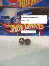 HOT WHEELS REDLINE TIRE REPLACEMENTS 10 SMALL BEARING DEEP DISH
