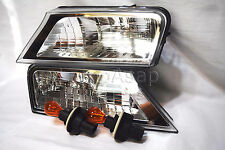 Front Side Turn Signal Parking Marker Light Lamps One Pair Fit 2012 Liberty