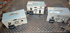 Lot of 3 Fusion Automatic Paste Applicators Model 601 (Inv.34564)