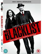 The Blacklist - Season 4 DVD Drama Region 2