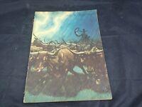 THE BIG BOOK OF COWBOYS Big Treasure Books 1950 Sydney Fletcher
