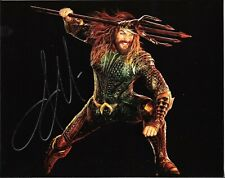 "JASON MOMOA ""Auquaman"" Autographed 8 x 10 Signed Photo HOLO COA"