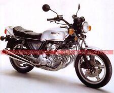 HONDA CBX 1000 ( CBX1000 ) 6 cylindres 1979 Fiche Moto 000038