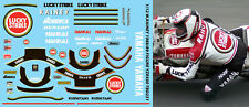 1/12 Wayne Rainey 1988/1989 figures for yzr500 Decals TB Decal tbd231