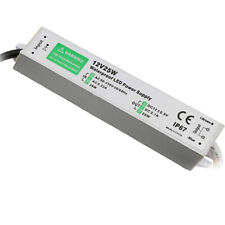 DC12V IP67 25W Waterproof LED Driver Power Supply LED Transformer Low VoltagePSU