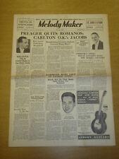 MELODY MAKER 1935 MAY 18 HOWARD JACOBS JOHN HAMMOND LOU PREAGER BIG BAND SWING