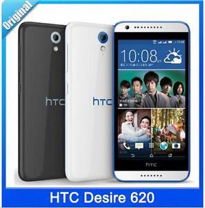 "HTC Desire 620G Dual SIM Octa core 8GB ROM 5.0"" WCDMA GSM Mobile Phone"
