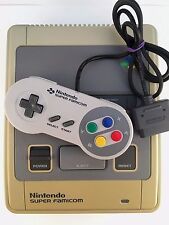 Nintendo Super Famicom Console SNES Japanese NTSC-J SHVC-001 USED Rank C 609-1