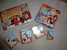 High School Musical Games & Puzzles New Used