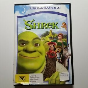 Shrek | DVD | 2001 | Comedy/Fantasy | Dreamworks | Cameron Diaz, Mike Myers