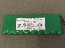 12v 2000mAh ni-mh Rc Recargable AA plana Power Pack Reino Unido montado y Surtido