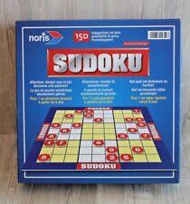Coffret jeu Sudoku - Noris - 150 énigmes