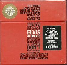 Presley, Elvis Elvis #1 Singles 20 MCD Box-Set Neu OVP Sealed OOP