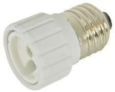 ES EDISON SCREW TO GU10 LIGHT BULB SOCKET ADAPTOR X 1