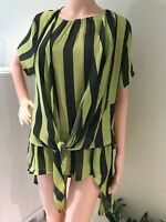 HOURGLASS TOP -  pre loved - Size 16