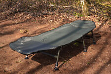 Camping Fishing Bed, Folds Up, Bedchair, Lightweigt Camping,Festival RRP £79.99
