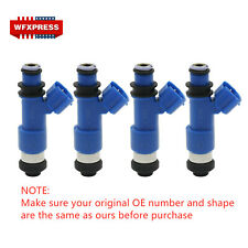 4x New Top Feed Fuel Injectors 950cc For Denso Subaru WRX / STI Legacy GT