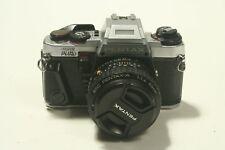Pentax Program Plus 35mm SLR Film Camera WITH  50mm 1.4--A