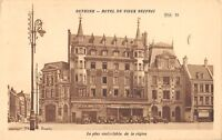 DEP 62 BETHUNE HOTEL DU VIEUX BEFFROI