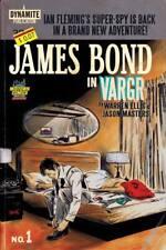JAMES BOND 007 IN VARGR MIDTOWN COMICS VARIANT VERY RARE