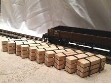 Spur-G, Ladegut, schwere Holzbalken, Bündel zu 6 Stück, 1 Set = 10 Bündel!