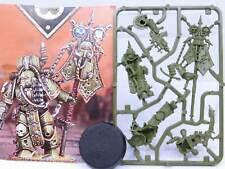 PLAGUE MARINE ICON BEARER New Death Guard Chaos Space Marines Warhammer 40K c2q
