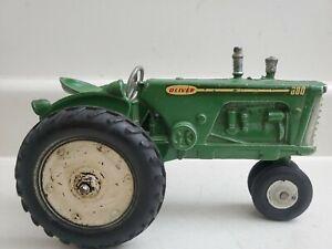 Oliver 880 1/16 Vintage Slik Green W White Wheel Centers 1950's Original