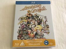 American Graffiti (1973) - Limited Steelbook Blu-Ray Region Free | New