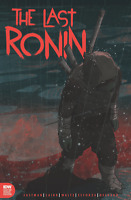 TMNT The Last Ronin #1 (Of 5) Hanahan Comics Bob Tkacik Variant (10/28/2020)