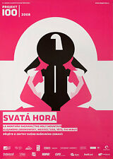 The Holy Mountain R2008 Czech A2 Poster