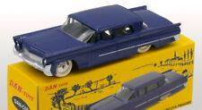 DAN TOYS Lincoln Premiere Bleu Cobalt (Série de 500 Exemplaires